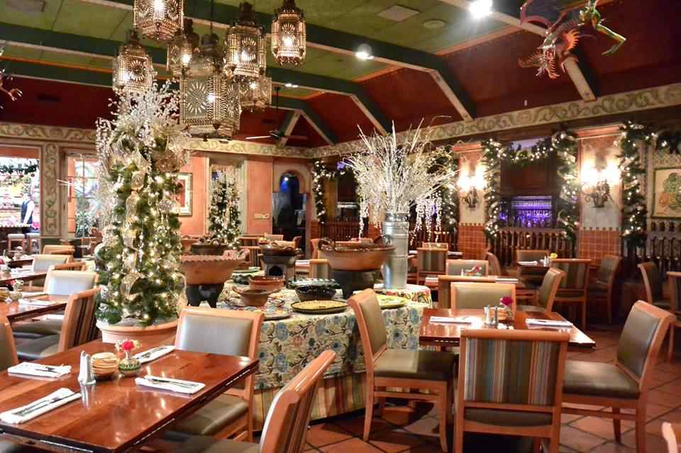 7 restaurants around the world that nailed their christmas d cor - Restaurant decor supplies ...